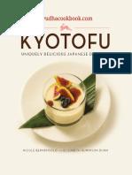 Kyotofu - Uniquely Delicious Japanese Desserts