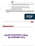 Pelan Strategik Linus Skp 2018