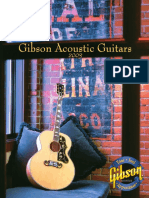 Gibson Acoustic Catalog 2003