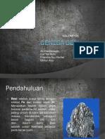 Tugas Presentasi Genesa Besi_Kelompok 2