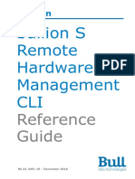 86A143FL10 Remote Hardware Management CLI Reference Guide