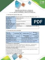 Guía de Actividades y Rubrica de Evaluación Fase 2. Trabajo Colaborativo 1