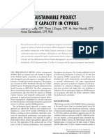 Building Sustainable PDPM in Cyprus PIJ Sept12