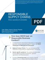 Responsible Supply Chains