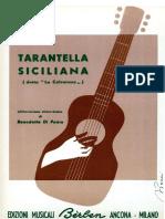 anonimo - Tarantella Siciliana (Di Ponio).pdf