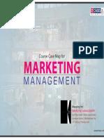 Marketing Management - Course Case Map