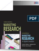Marketing Research - Course Case Map