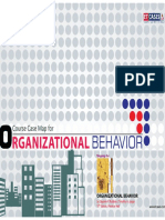 Organizational Behavior - Course Case Map