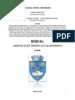 MEDIAS ARHITECTURA MEDIEVALA SI MODERNA ALBUM.pdf