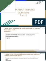 Sap Abap-faqs- www.bigclasses.com