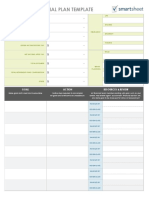 IC One Page Financial Plan Template PDF