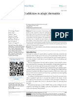 Topical Steroid Addiction in Atopic Dermatitis