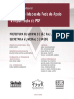 Documento Norteador do PSF