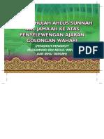 Senarai Hujah ASWJ - Wahabi.pdf