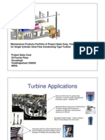 Turbine Maintenance Applications Mailer