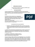 Generalidades de Fisiología (Examen 1)