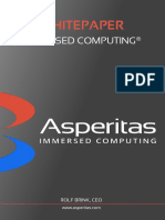 Asperitas- Immersed Computing [White Paper]