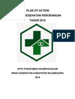 Plan of Action Ukp