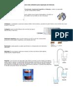 Os processos mais utilizados para separação de misturas.docx