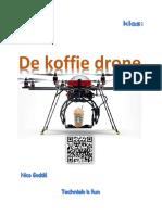 koffie drone