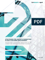 B2B Customer Engagement  Whitepaper  2018