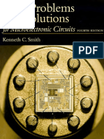 Adel S. Sedra, K. C. Smith, Kenneth C. Smith-KC's Problems and Solutions for Microelectronic Circuits, Fourth Edition-Oxford University Press, USA (1998).pdf