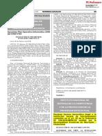 INDECOPI 2018-02-28 Barrera Burocrati CA Municipalidad Provincial de Morropón - Chulucanas