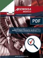 Certificacion END Inspecciones Visuales Nivel I y II