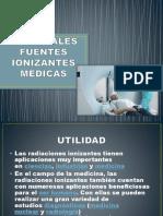 Principales Fuentes Ionizantes