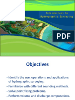 Hydrographic Surveying I