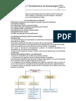 Tema 7 Fundamentos de Inmunología