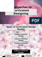 Approaches to Curriculum Designing.pptx