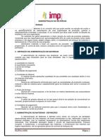Apostila de Administração de Materiais - Flávio Assis