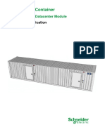 SmartShelter Container 12 IT Racks