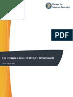 CIS Ubuntu Linux 14.04 LTS Benchmark v2.0.0
