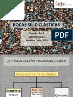Clase 4 Componentes Rxs Siliciclasticas-Petrografía sedimentaria y Sedimentologìa