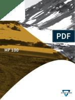 Folder MP100 Espanhol 2014