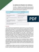 Protocolo Da Limpeza Do Fígado e Da Vesícula