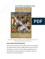 1.5 Muhammad a Political and Religious Leader PDF