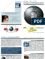 Living Computing World Brochure