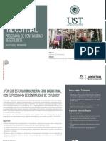 Ingenieria Civil Industrial Plan Continuidad 2018 09012018
