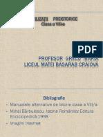 New Microsoft Civilizatii Preistorice Viii Office Powerpoint Presentation