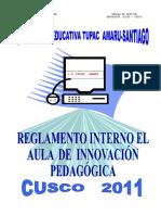 Reg Interno Aip 2010