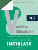 Manualul de Instalatii Ventilatii