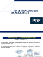 Curso Project 2016