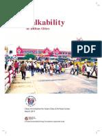 Walkability India SEP