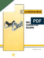 Belt Conveyor Idlers 2
