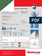 151012 Data Sheet FZP II T PA