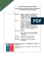 Manual de Dg y Rc Fondef v18