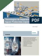 Siemens - Gestión de Aguas - Upstream